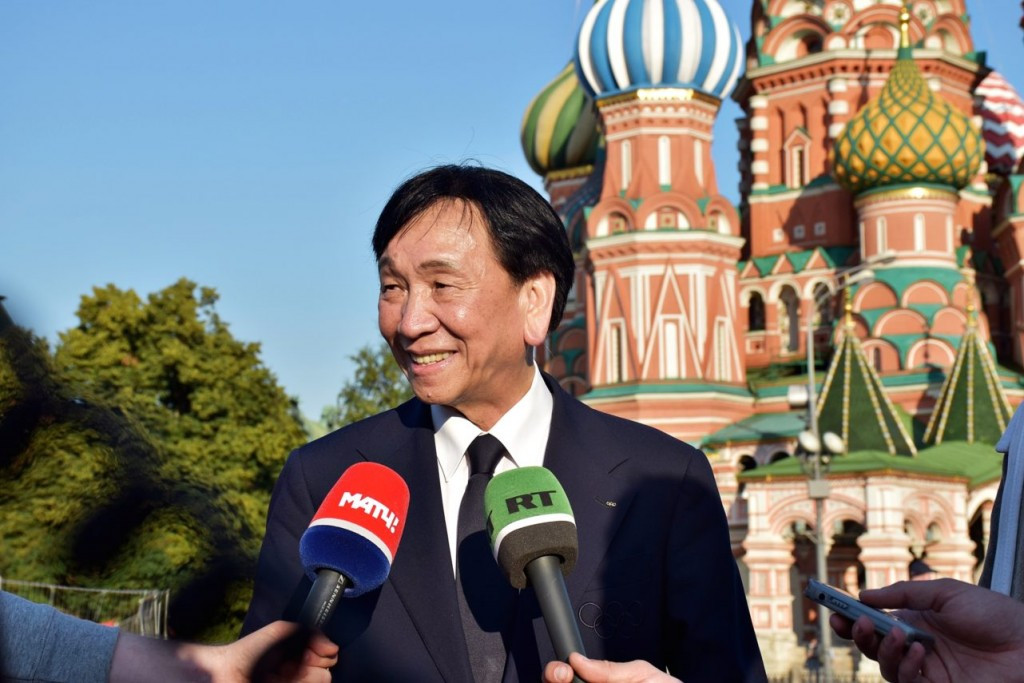 AIBA President C K Wu has promised that a full financial report would be provided to Executive Committee members at the meeting ©AIBA