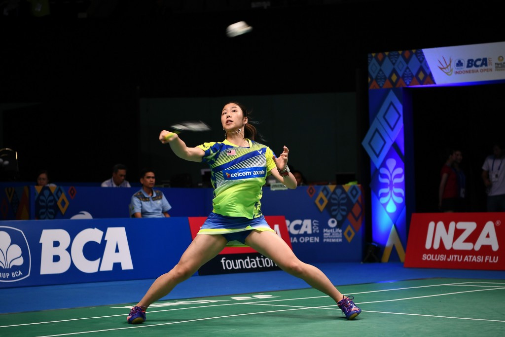 Top seed Cheah suffers defeat in final at BWF Russian Grand Prix