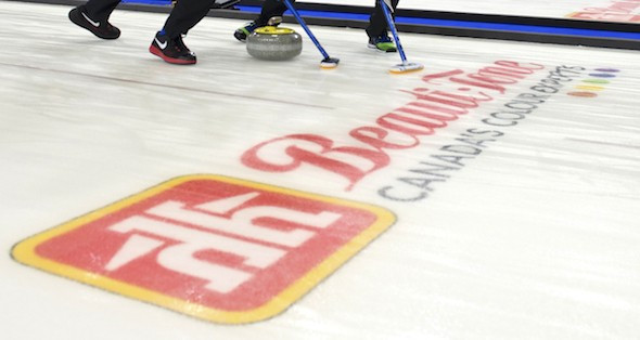 The competition will be held at Credit Union Place in Summerside ©Curling Canada/Michael Burns