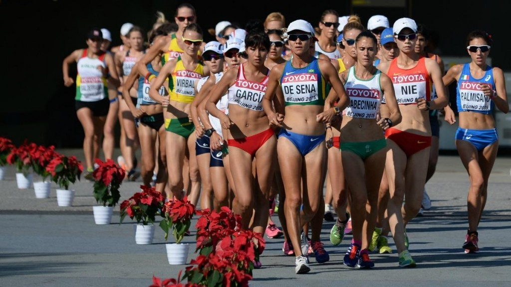 Women's 50km race walk added to 2017 IAAF World Championships schedule as part of gender parity