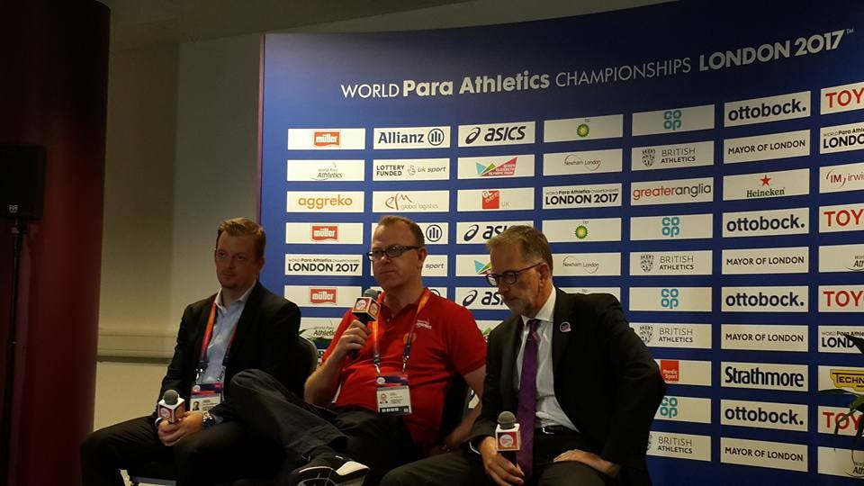 London set to bid for 2019 World Para Athletics Championships