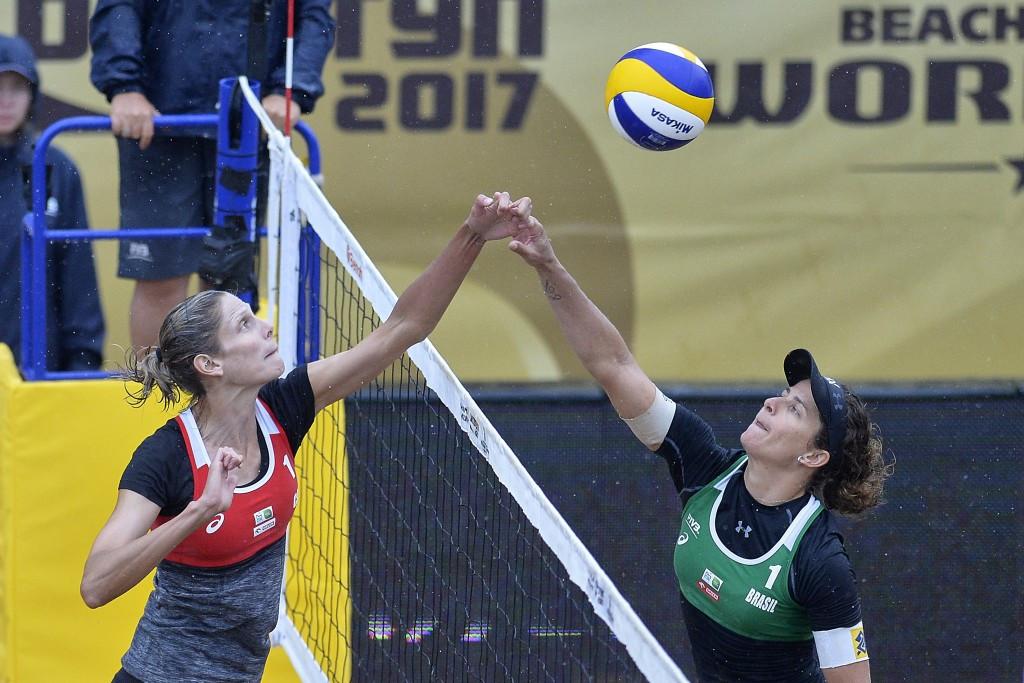 Olsztyn Open gold regained by Larissa and Talita
