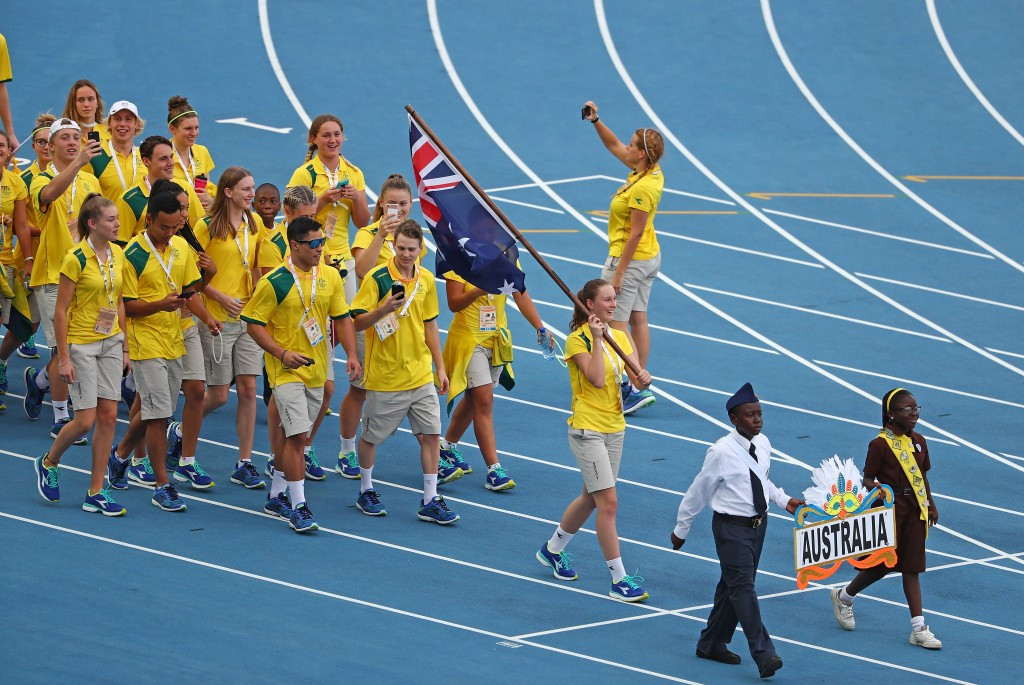 Australia claim they will only bid for 2022 Commonwealth Games as last resort option