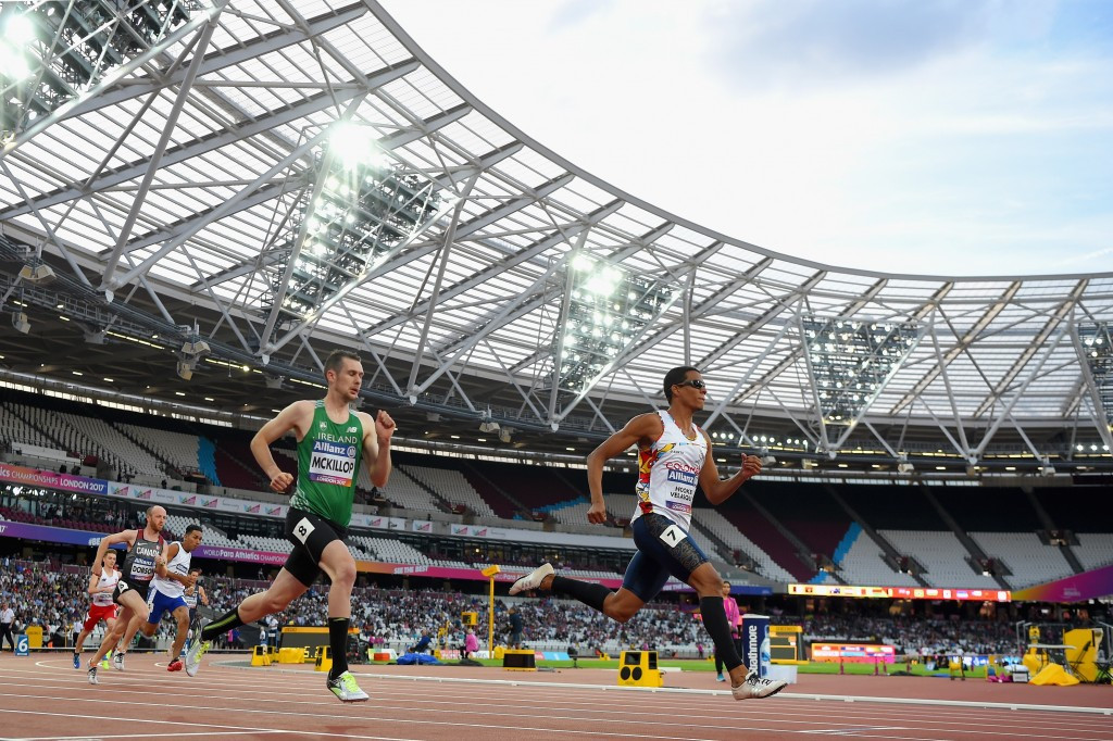 This year's World Para Athletics Championships in London has been hailed as a big success ©Getty Images