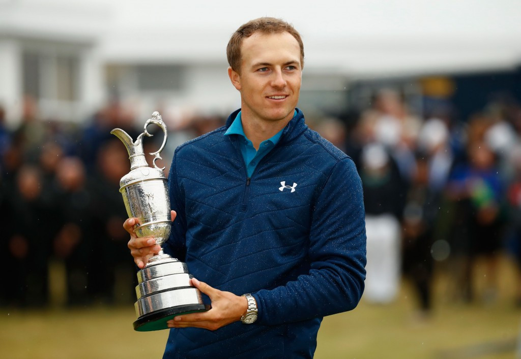 Spieth produces sublime comeback to win The Open for first time