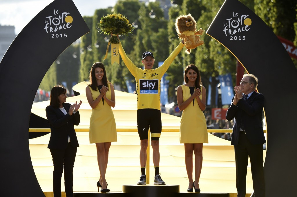 Froome crowned Tour de France winner for second time as Greipel confirms sprint supremacy