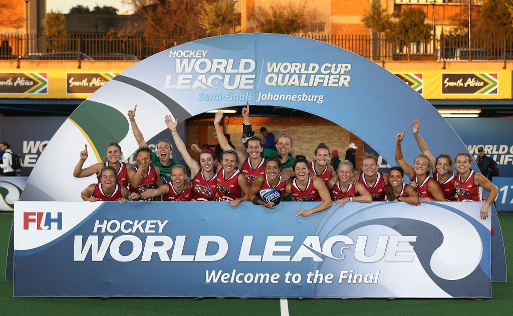 US and Belgium claim Hockey World League semi-final titles in Johannesburg