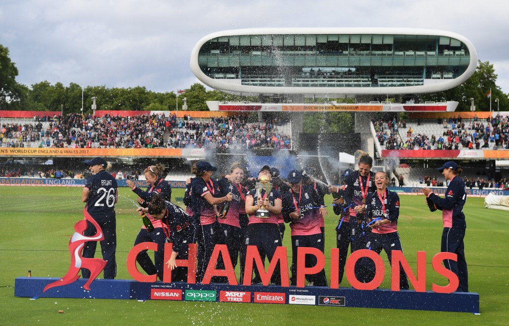 England win fourth ICC Women's World Cup crown after thriller at Lord's