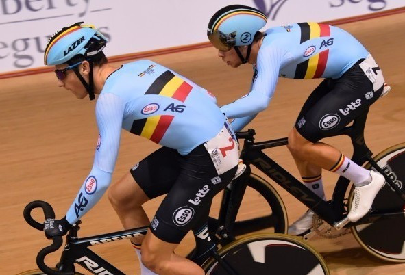 Dutch and Belgian riders claim double gold on European Track Junior and Under-23 Championships final day