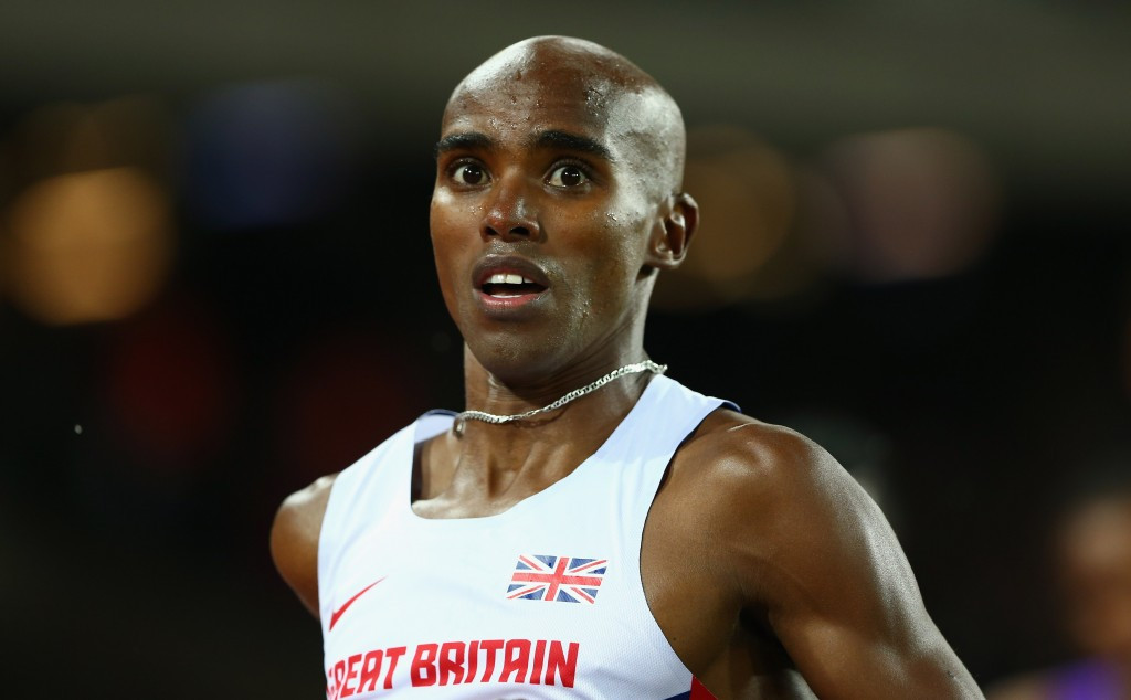 Farah questioned by USADA lawyer amid doping allegations against coach Salazar