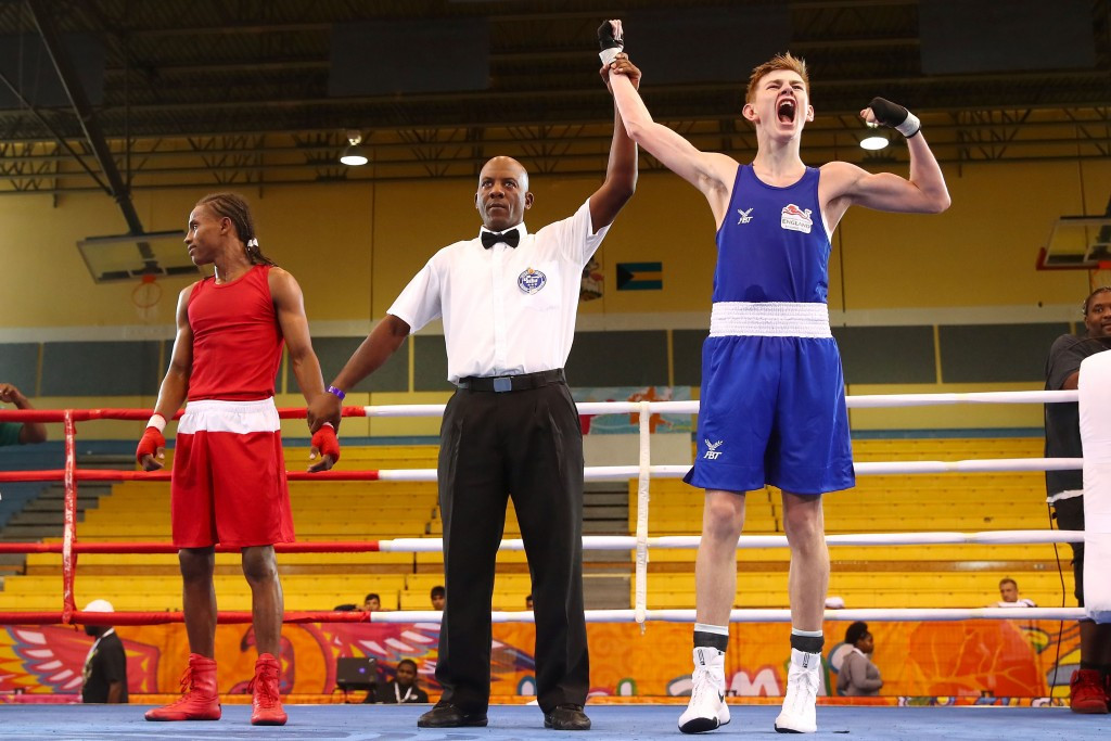 England clinch seven boxing gold medals on final day of Bahamas 2017