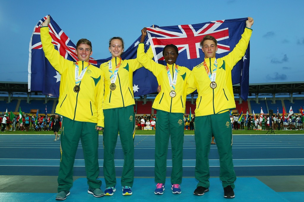 Australia sealed four gold medals on the track today ©Getty Images