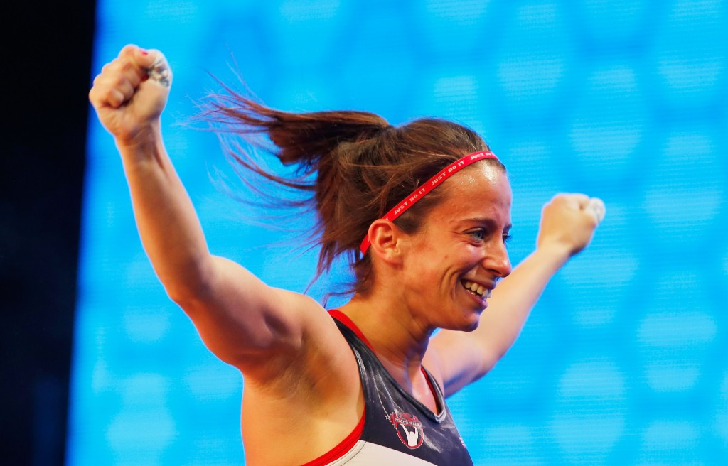 American's journey from hell ends on podium at Pan American Weightlifting Championships