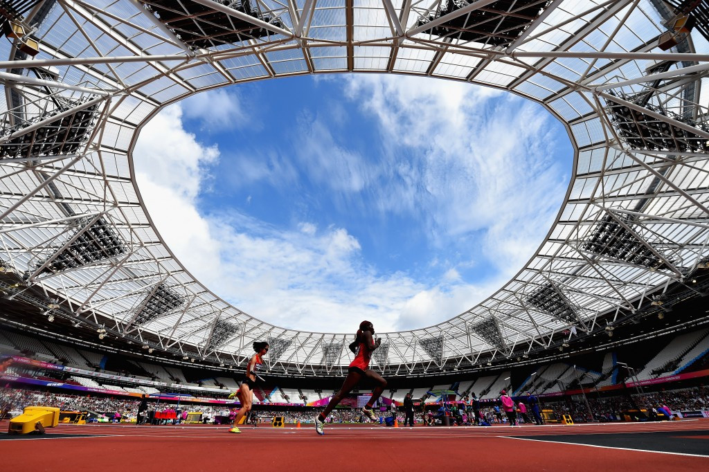London hosted the 2017 Championships but officials decided against a bid for the 2019 event ©Getty Images