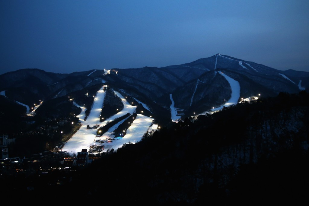 Pyeongchang 2018 venue praised by South Korea's first Olympic Alpine skier