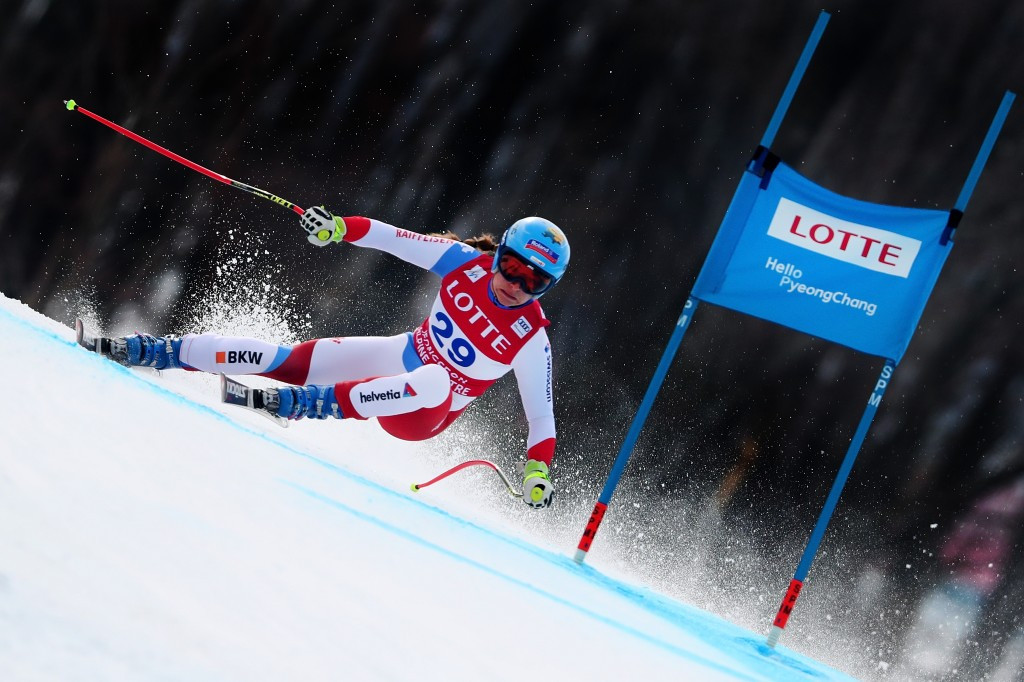 The Jeongseon Alpine Centre is set to stage downhill, super-G and Alpine combined competitions during Pyeongchang 2018 ©Getty Images