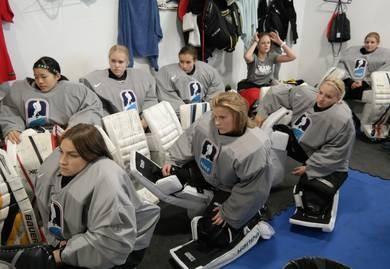 IIHF hail women's goaltending development camp as success