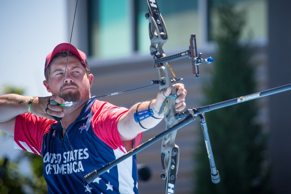 Ellison declares preference for field over target archery in the Olympic Games