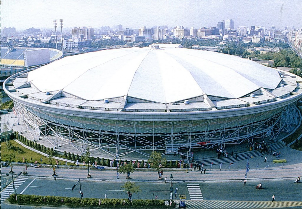 Taekwondo action will take place at the Taoyuan Arena ©Taipei 2017