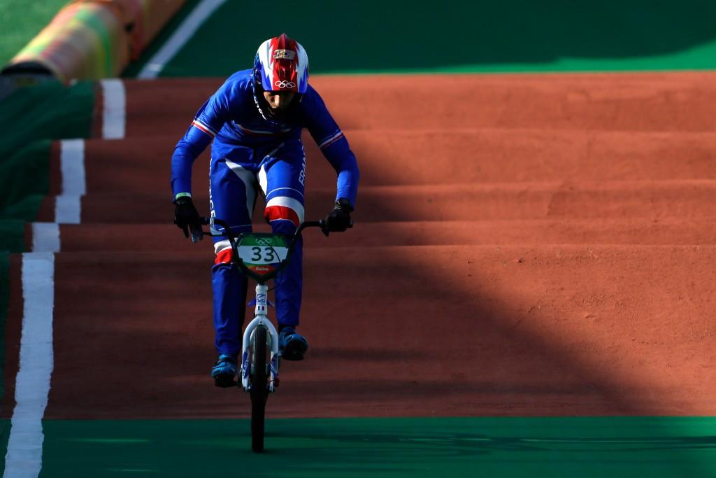 Joris Daudet will seek to win his second straight world title ©Getty Images