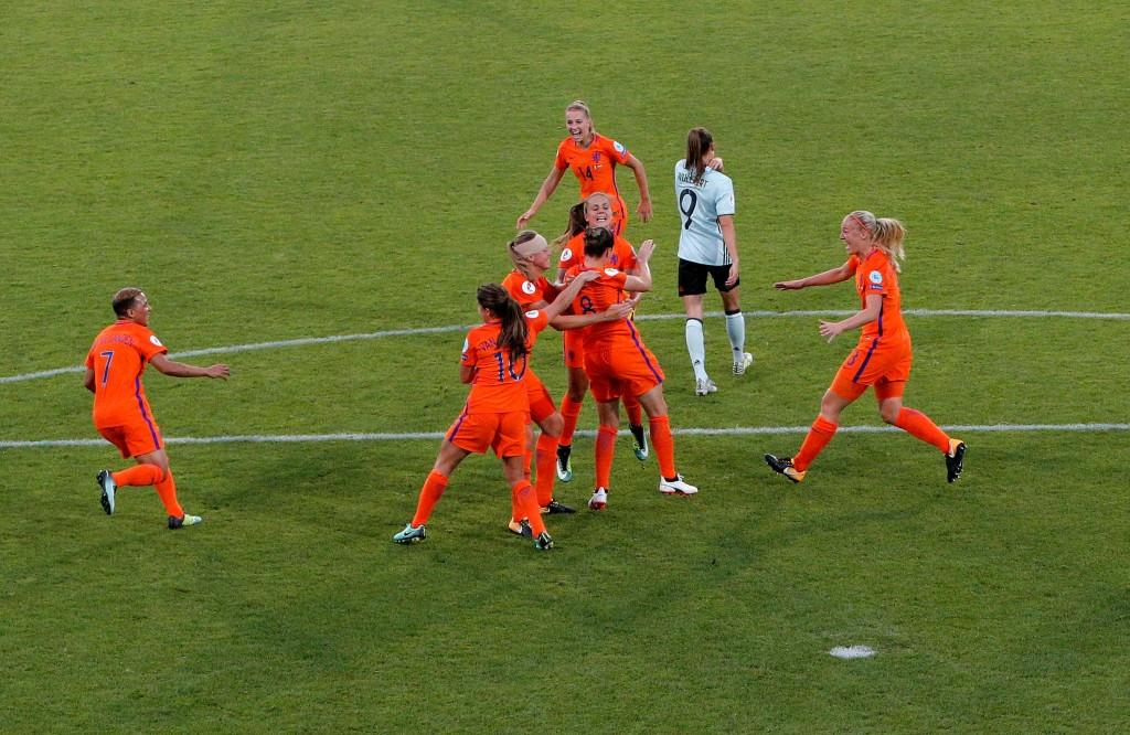 Dutch hosts join Denmark in securing UEFA Women's European Championships quarter-final spot