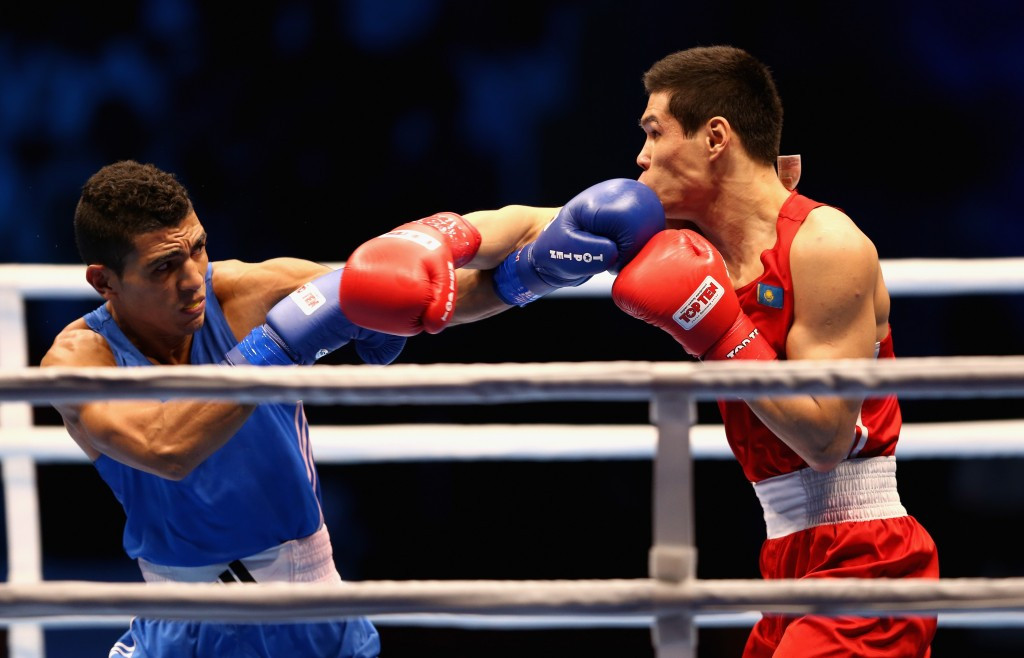 Moscow and New Delhi have been awarded the 2019 and 201 AIBA Men's World Championships @Getty Images