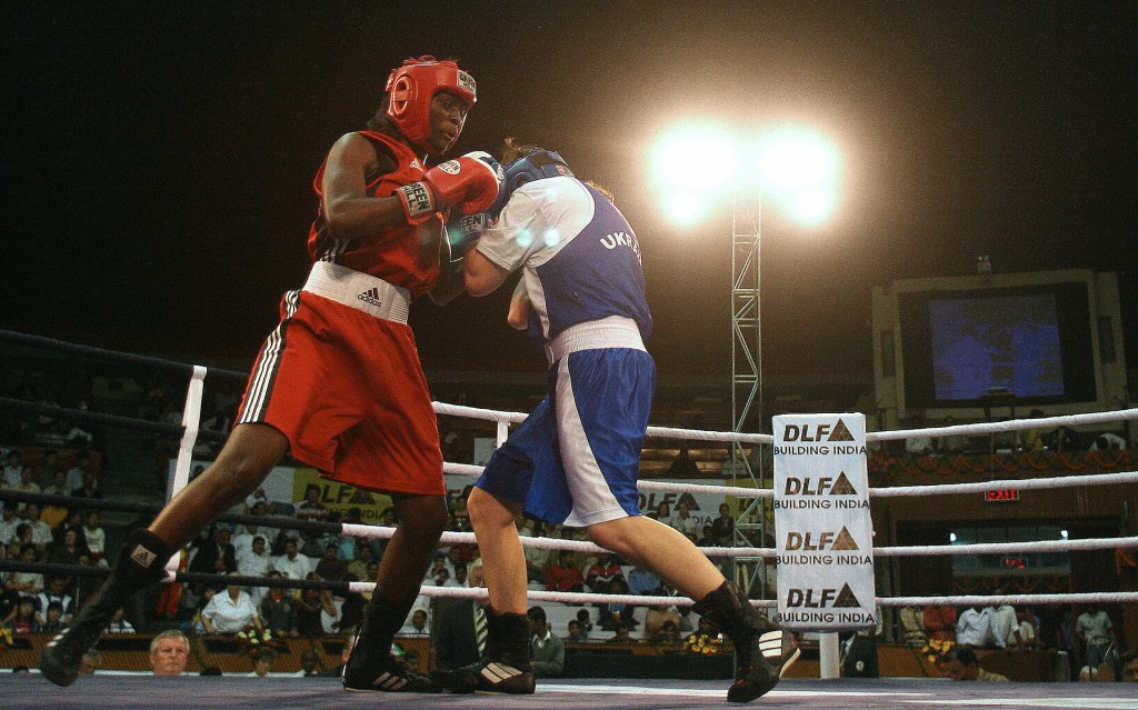 New Delhi hosted the 2006 AIBA Women's World Championships ©Getty Images