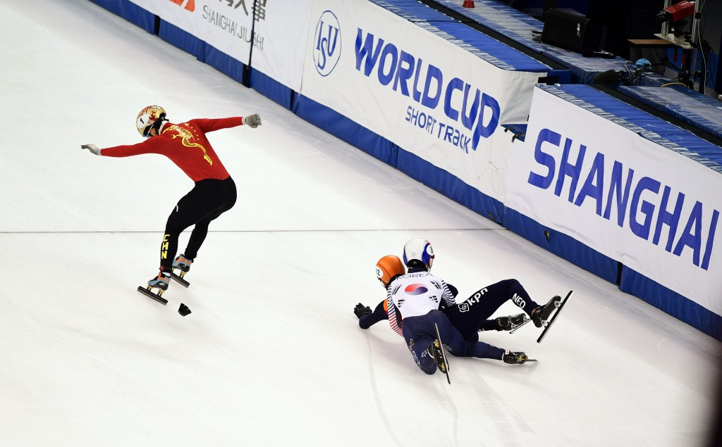 Shanghai will host the third Pyeongchang 2018 qualifier ©Getty Images