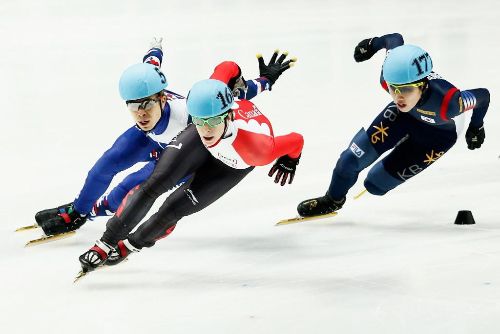 Locations of Pyeongchang 2018 short track qualifiers announced by ISU