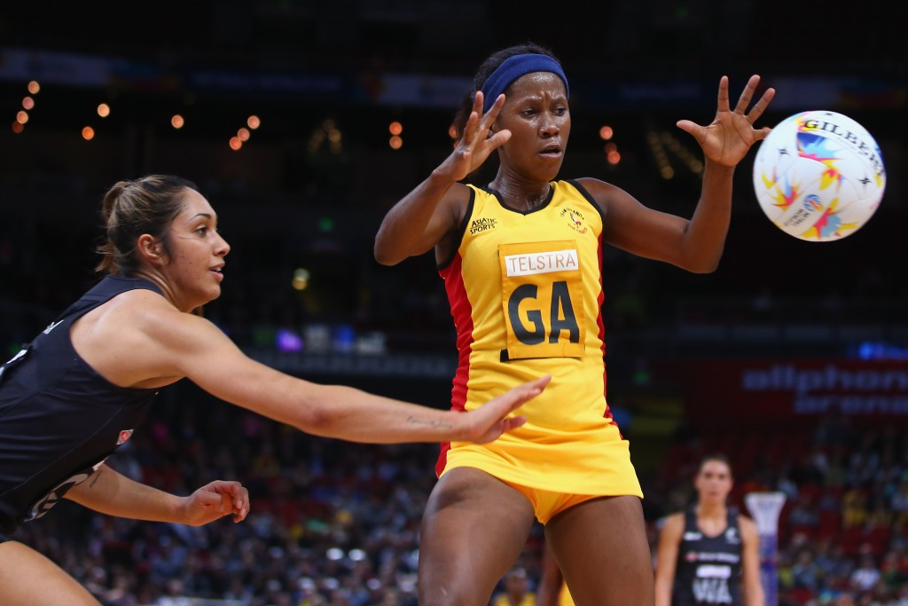Uganda will feature in the Commonwealth Games netball tournament for the first time after qualifiers for Gold Coast 2018 were confirmed ©Getty Images