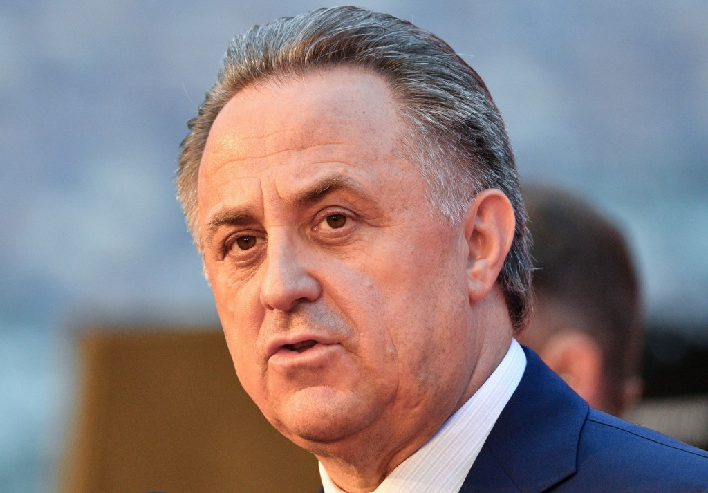 Mutko suggests Russia will ignore synchronised swimming name change