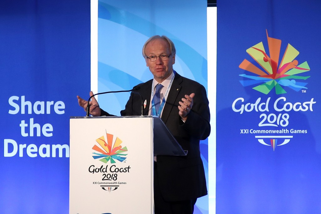 Gold Coast 2018 chairman added to Australian Rugby League Commission