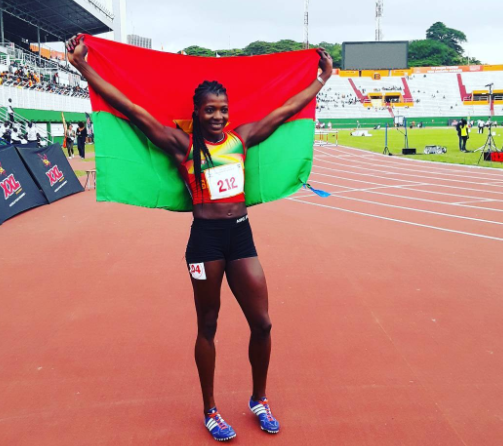 Koala and Zango claim double athletics gold for Burkina Faso at Francophone Games
