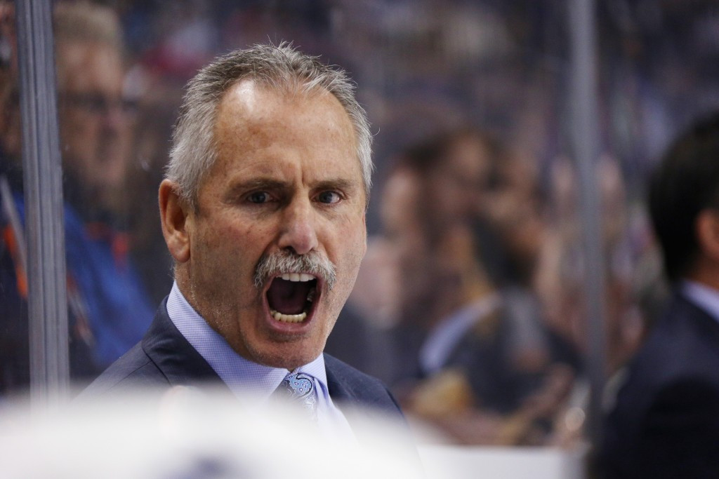 Willie Desjardins has been confirmed as head coach of the Canadian men's team ©Getty Images