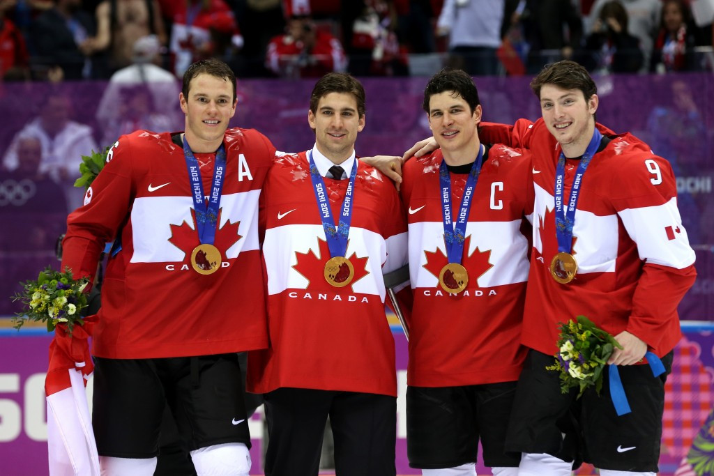 Canada have won gold at the last two Winter Olympics ©Getty Images