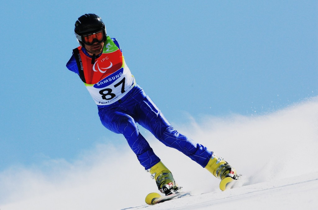 Mher Avanesyan has represented Armenia at both the Summer and Winter Paralympic Games ©Getty Images