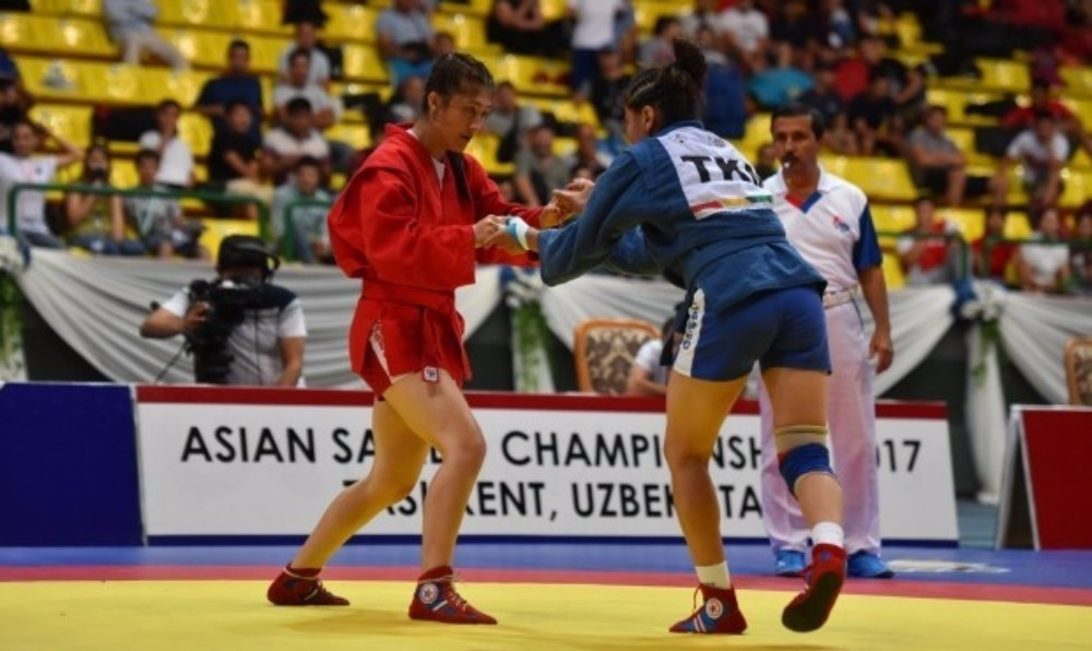 Chong-keum Moon hopes sambo will be able to rival other martial arts in Asia ©FIAS