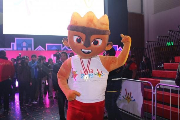 Milco revealed as Lima 2019 mascot