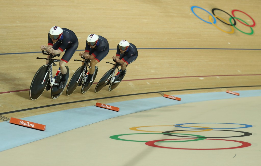 British Cycling is one of the main NGBs under scrutiny regarding its governance ©Getty Images