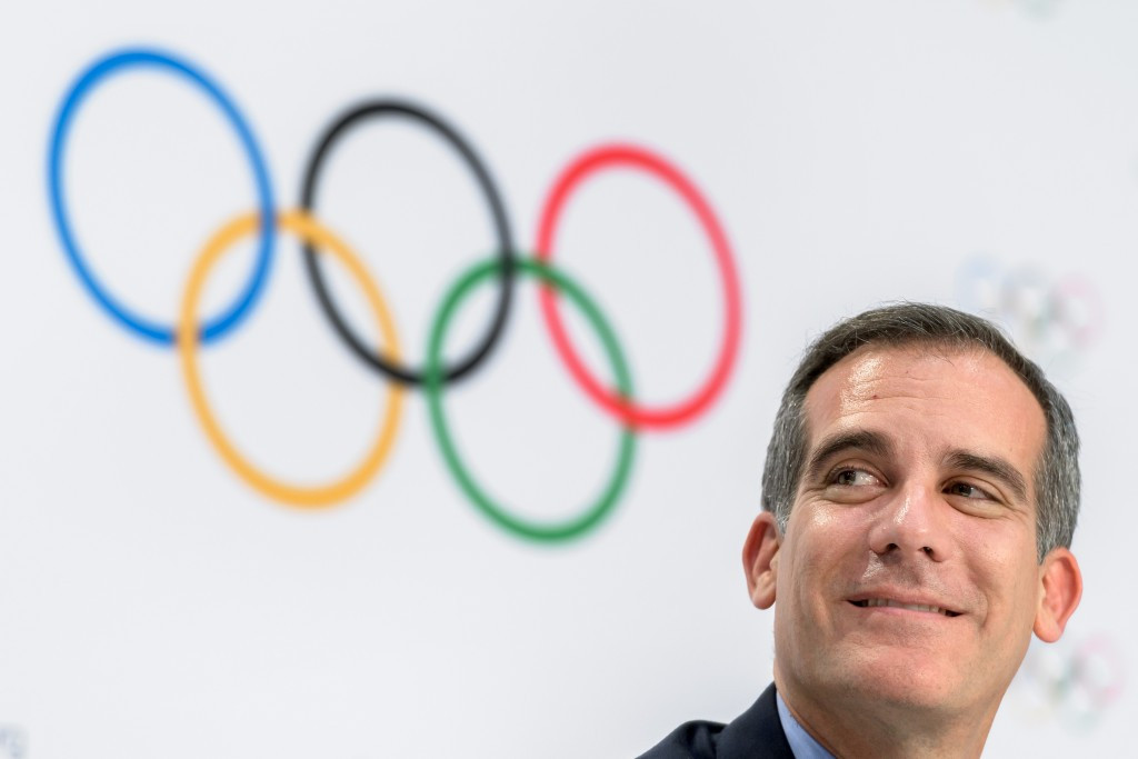 Los Angeles Mayor admits city set to host 2028 Olympics as official announcement expected next week