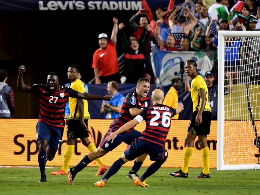 Jordan Morris scored the United States' winning goal ©Getty Images