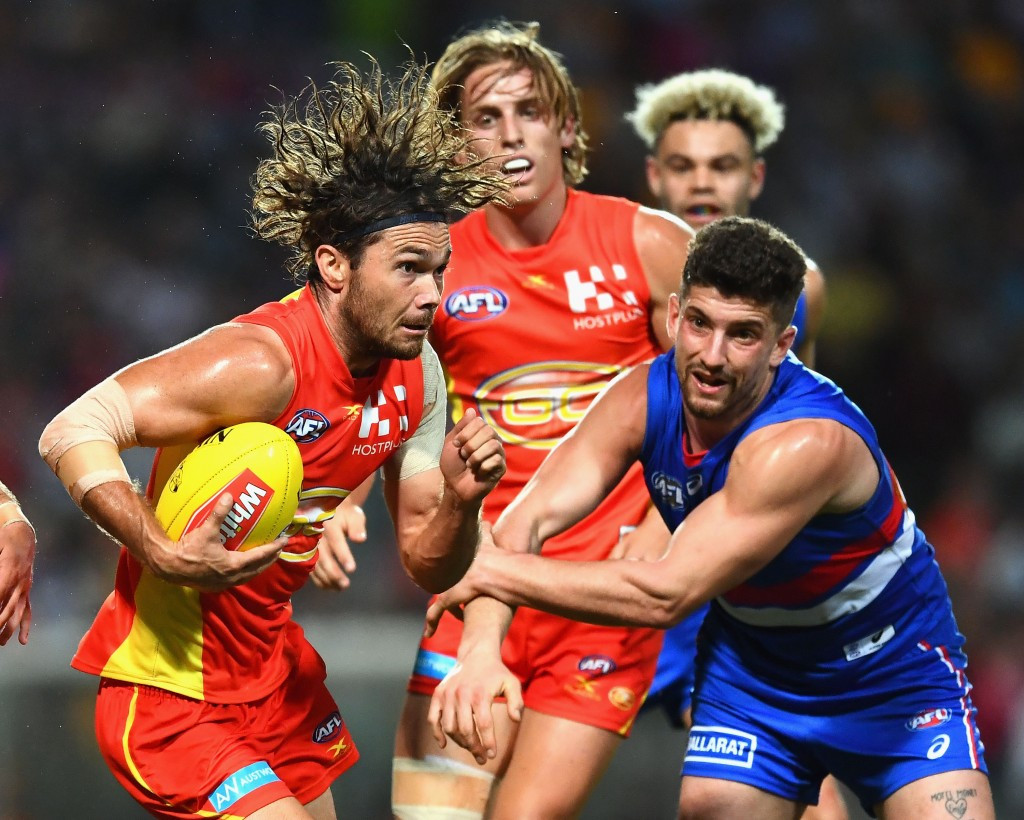 AFL team the Gold Coast Suns currently play home matches at the Carrara Stadium ©Getty Images