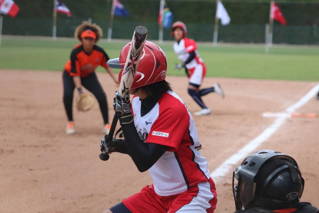 Three teams seal progression at Junior Women's Softball World Championship