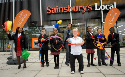 Sainsbury's renew deal with British Paralympic Association