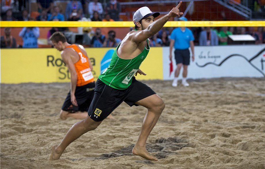 Olympic gold medallists out to defend FIVB Beach Volleyball World Championships title in Vienna
