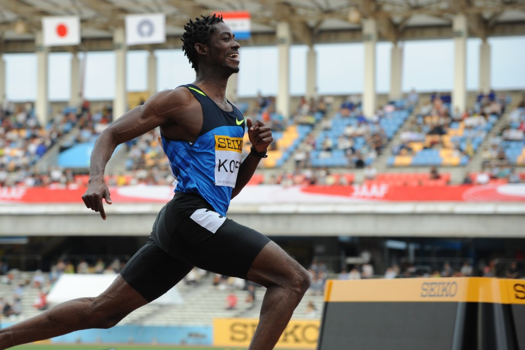 Koffi wins home gold for Ivory Coast at Francophone Games