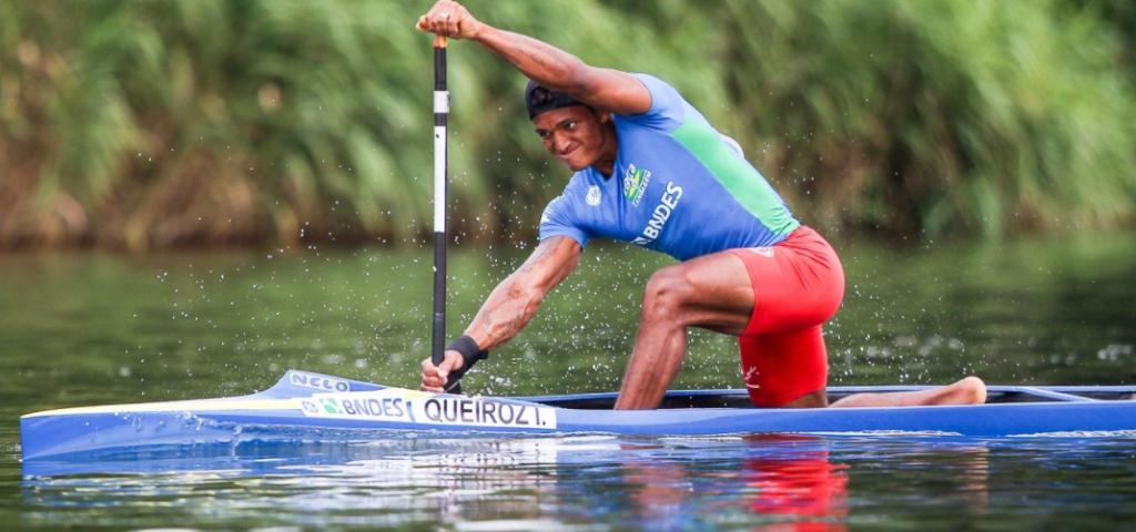 Brazilian Queiroz dos Santos in good form at ICF Sprint Under-23 and Junior World Championships