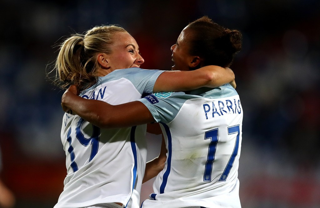 England earn third victory at UEFA Women's European Championships