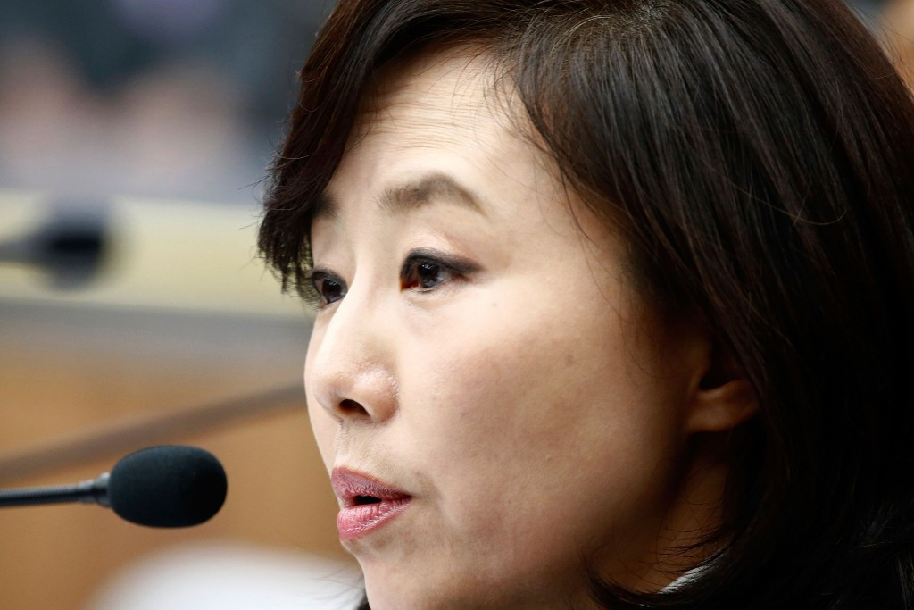 Ex-Minister responsible for Pyeongchang 2018 found guilty of lying before Parliament