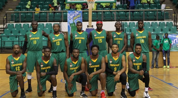 Cameroon are due to make their debut in the men's competition ©FIBA